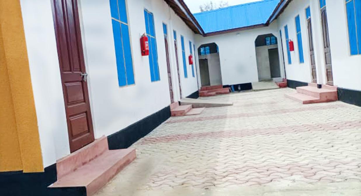 Kananura Schools, Boys Domitory